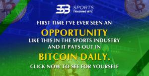 sports trading btc